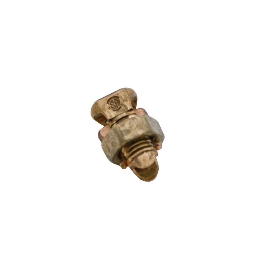 BURNDY 0.14-in Copper Split Bolt