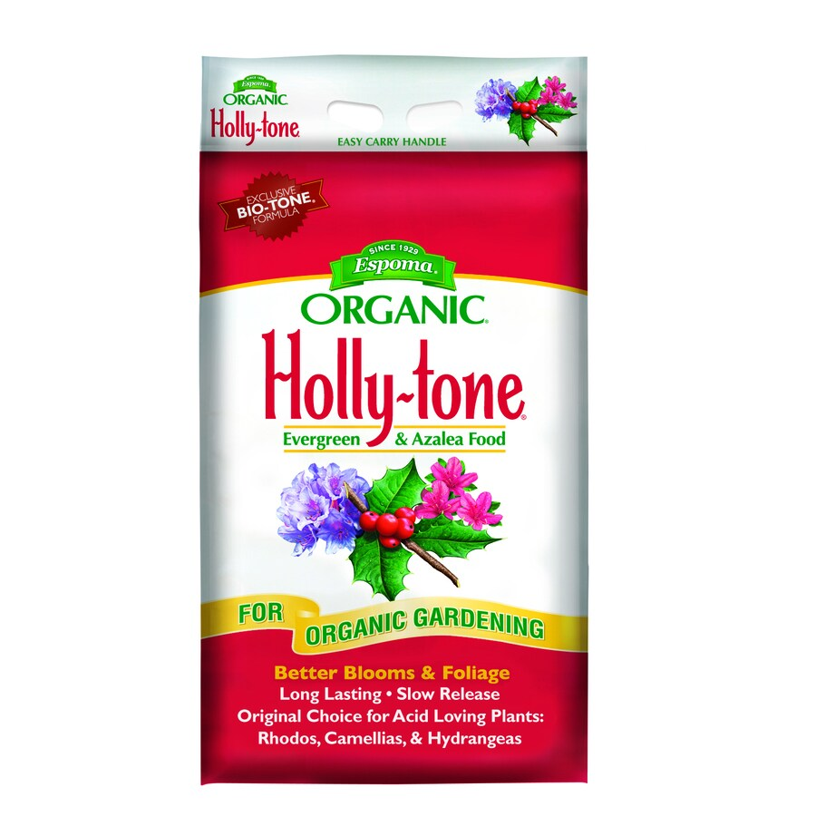 Espoma Holly-Tone 27-lb Organic/Natural Tree and Shrub Food
