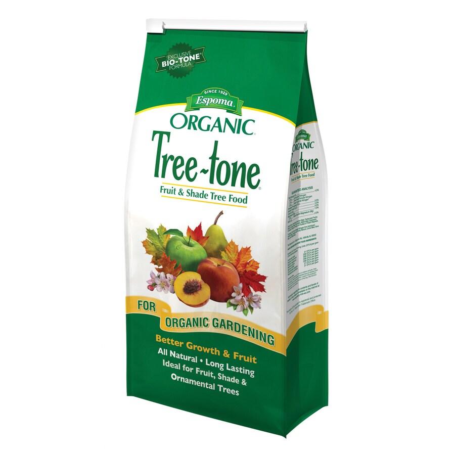 Espoma Tree-Tone 4-lb Organic/Natural Tree and Shrub Food (6-3-2)