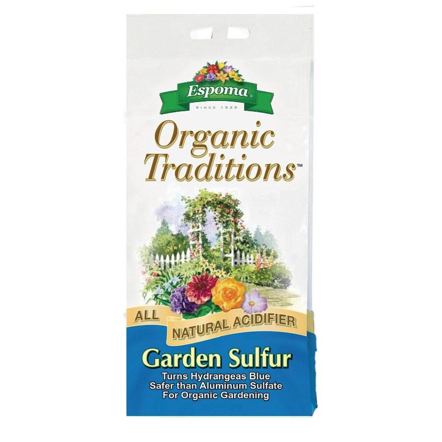 Espoma 165 sq ft Garden Sulfur Natural Acidifier