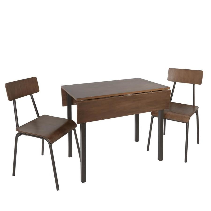 Cheyenne Products Pine Dining Room Set With Square Table In The Dining Room Sets Department At Lowes Com
