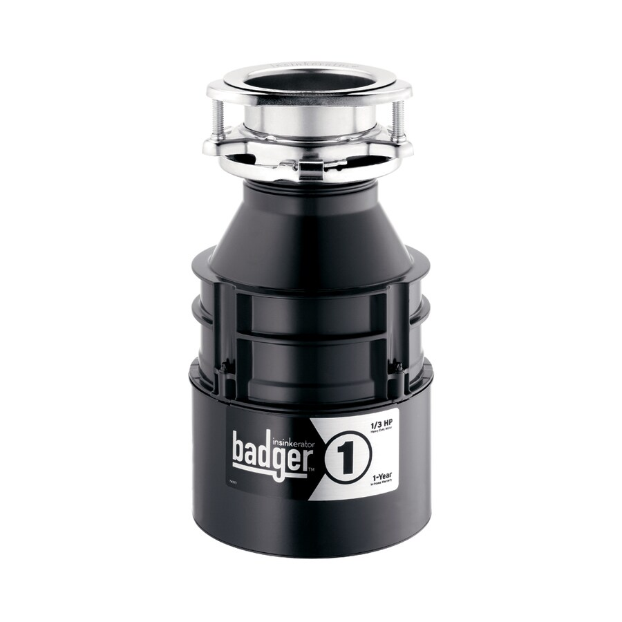 InSinkErator Feed Disposer - 248.32 W - Continuous