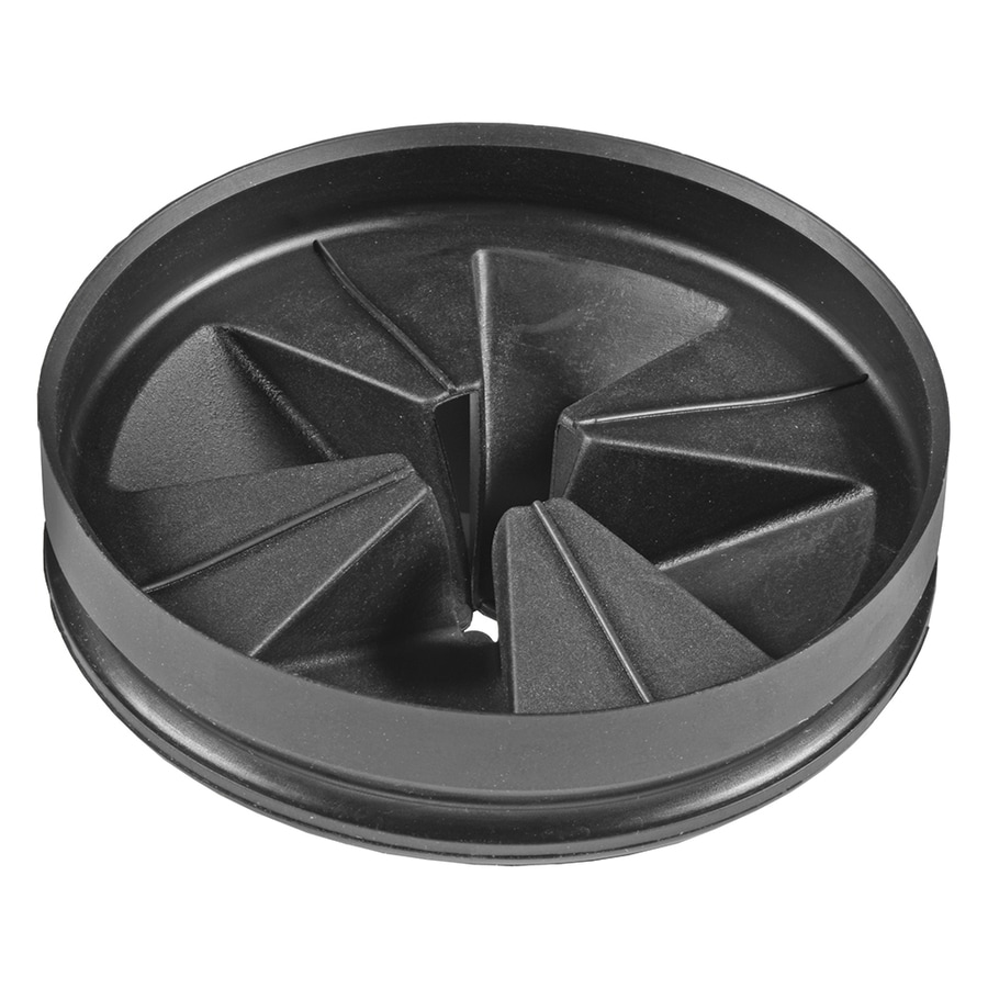 InSinkErator 3-in Black Rubber Garbage Disposal Splash Guard