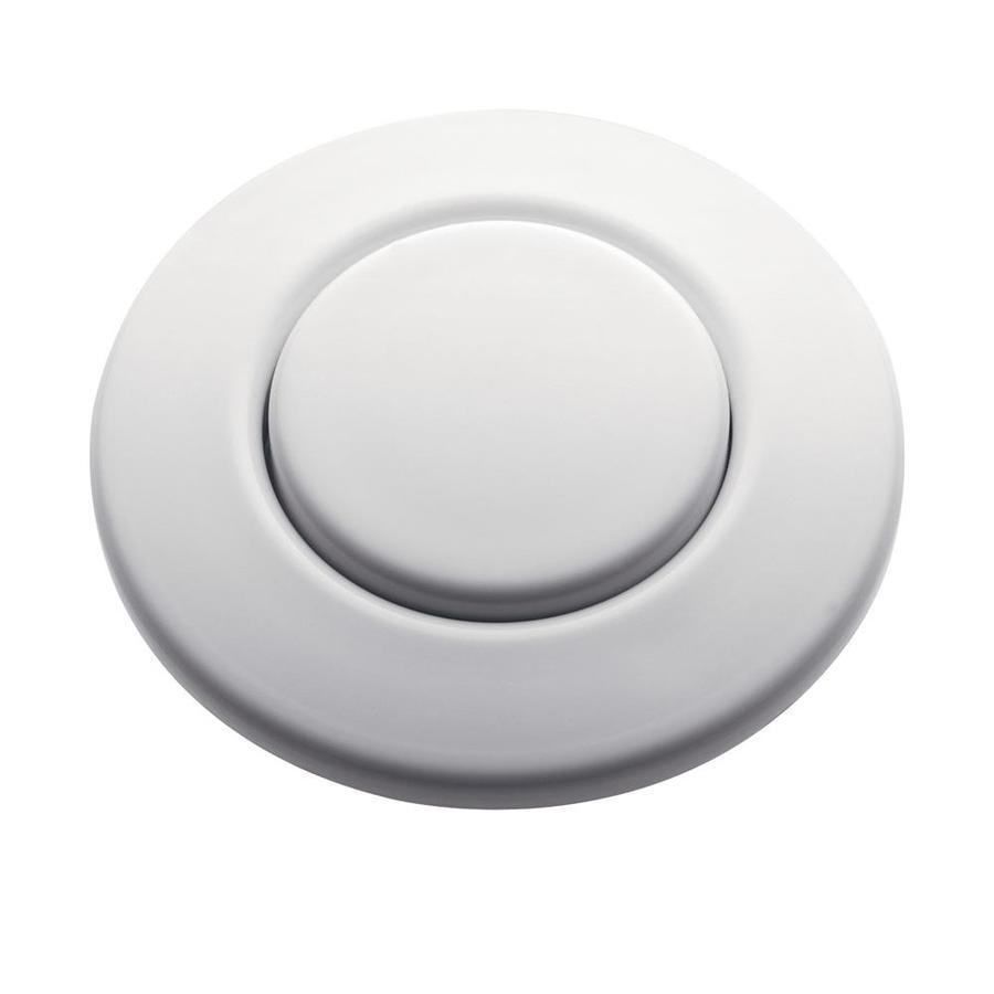 InSinkErator White Garbage Disposal Switch