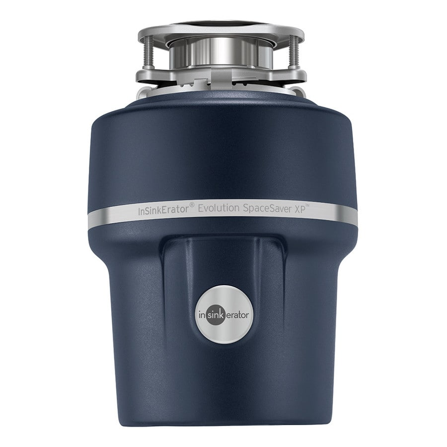Insinkerator Evolution 3 4 Hp Continuous Feed Noise Insulation Garbage Disposal In The Garbage Disposals Department At Lowes Com