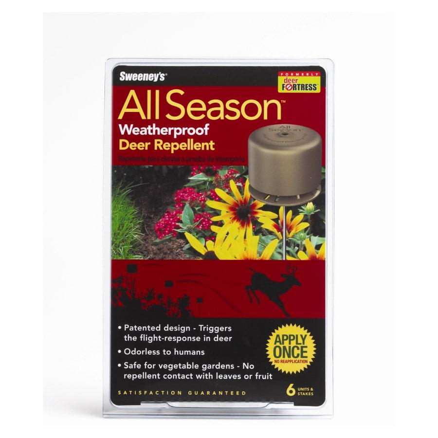 Sweeney's 6-Pack All-Season Deer Repellent
