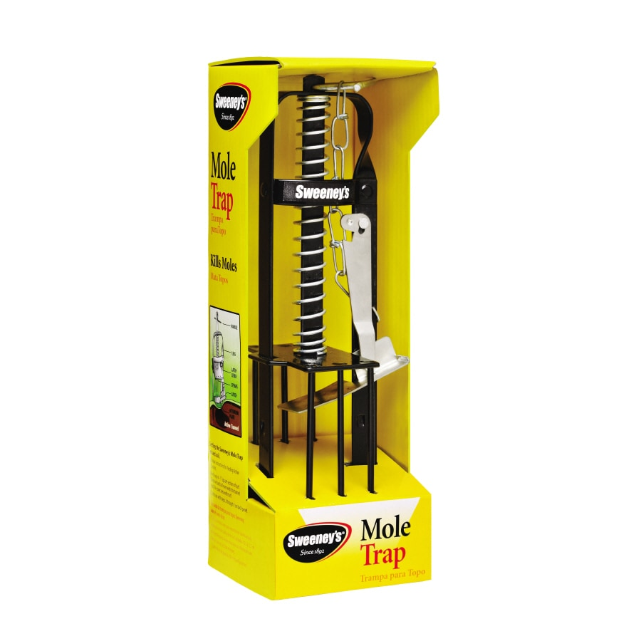 Shop Sweeney S Mole Plunger Trap At Lowes Com