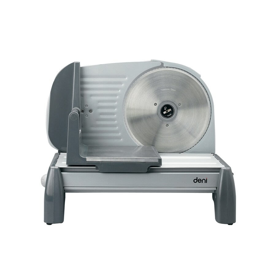 Deni Variable-Speed Food Slicer