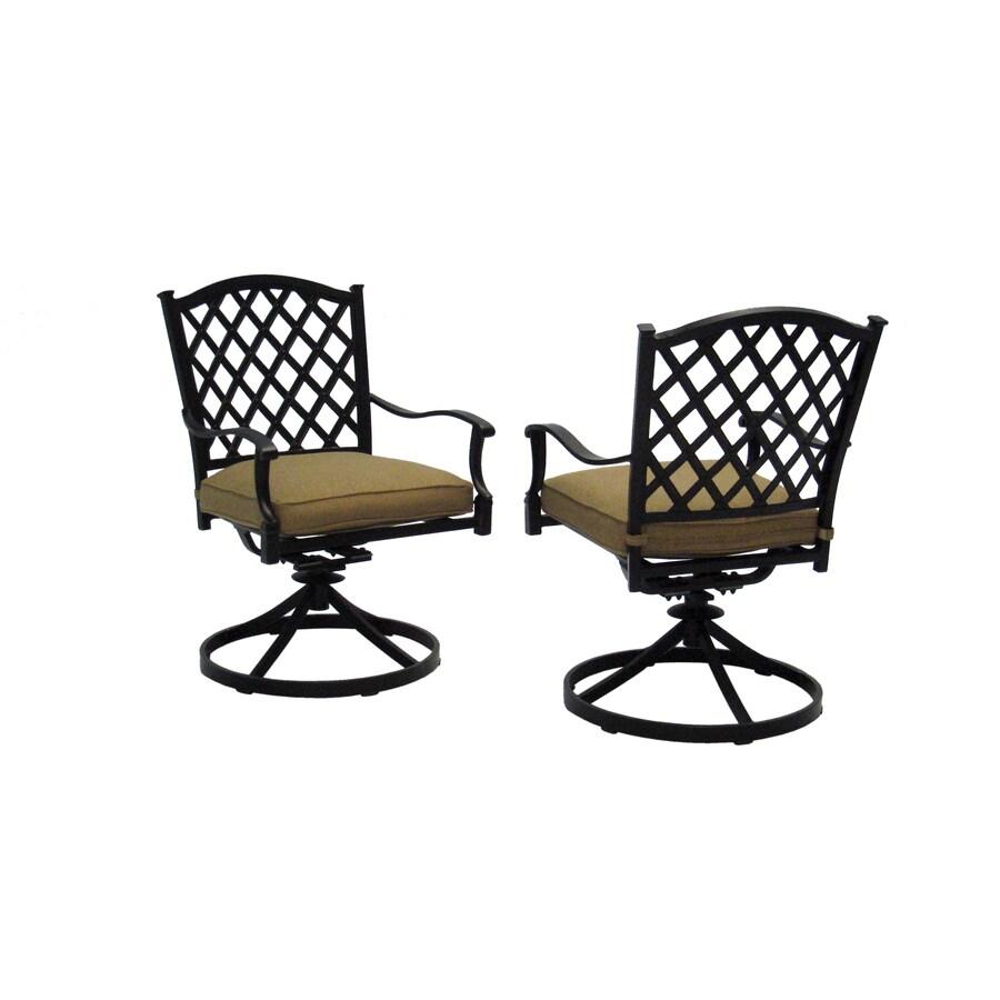 allen + roth Shadybrook Patio Dining Chair