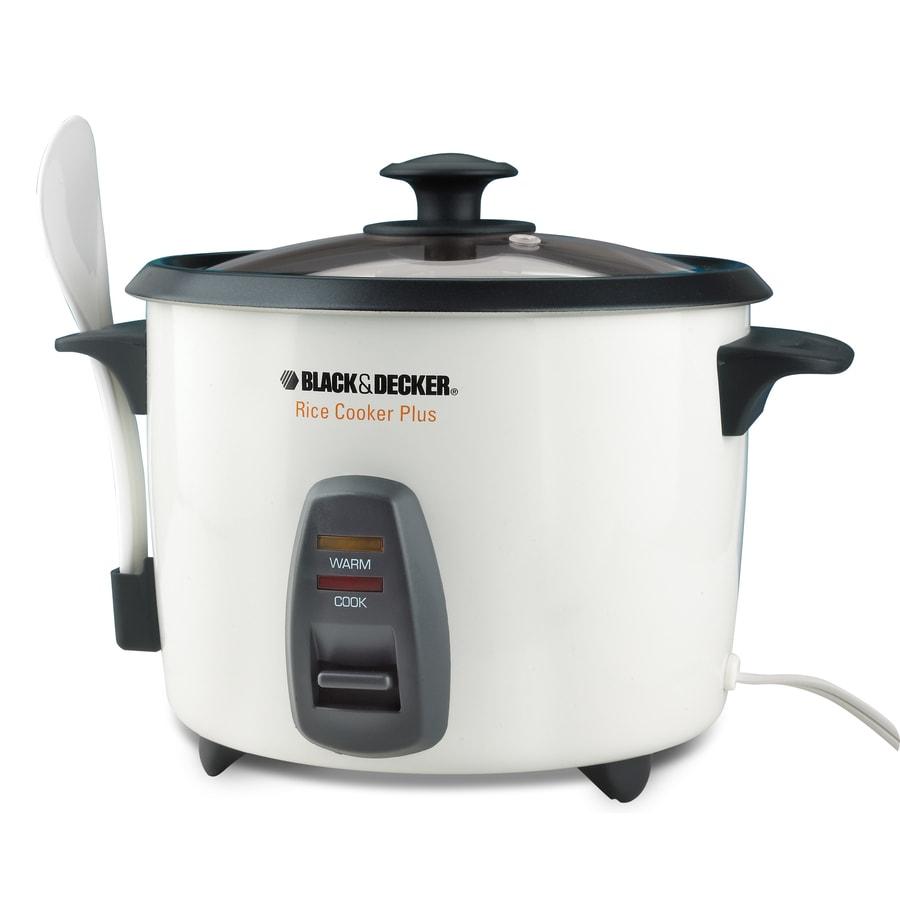BLACK & DECKER 16-Cup Rice Cooker