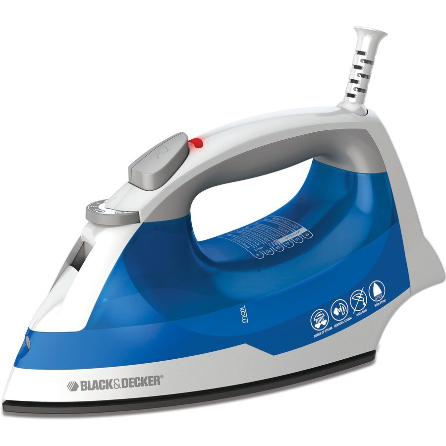 BLACK & DECKER Black & Decker Ir03V Easy Steam Iron Iron