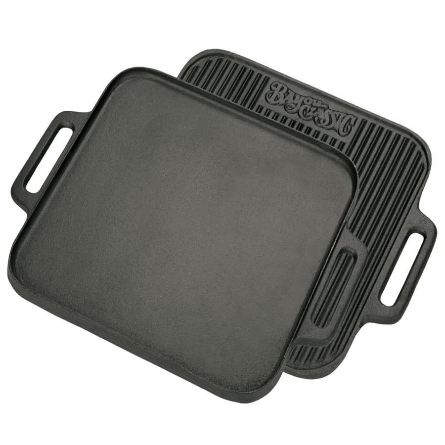 Bayou Classic Cast Iron Griddle