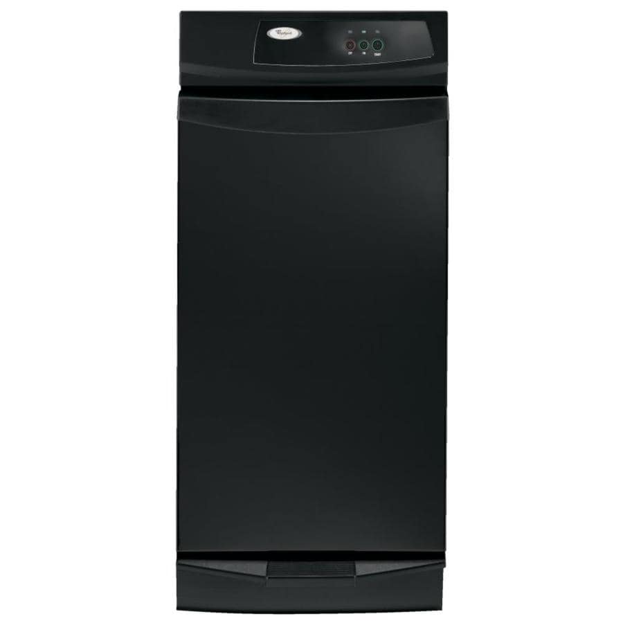 Shop Whirlpool Gold 15 In Black On Black Undercounter
