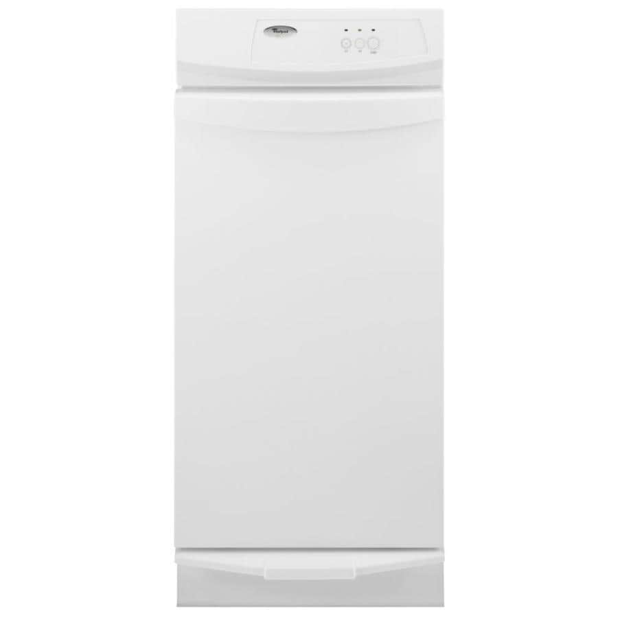 Shop Whirlpool Gold 15 In White On White Undercounter