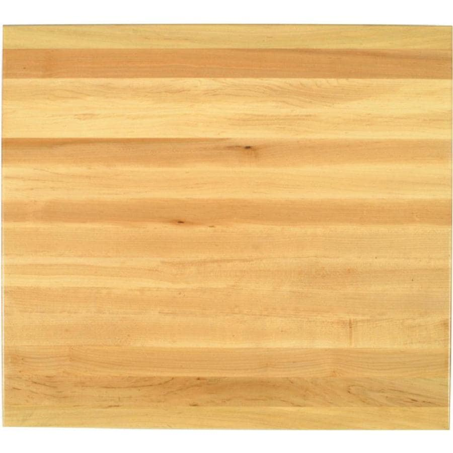 Gladiator 26.25-in W x 23.56-in L Brown Maple Work Bench Top