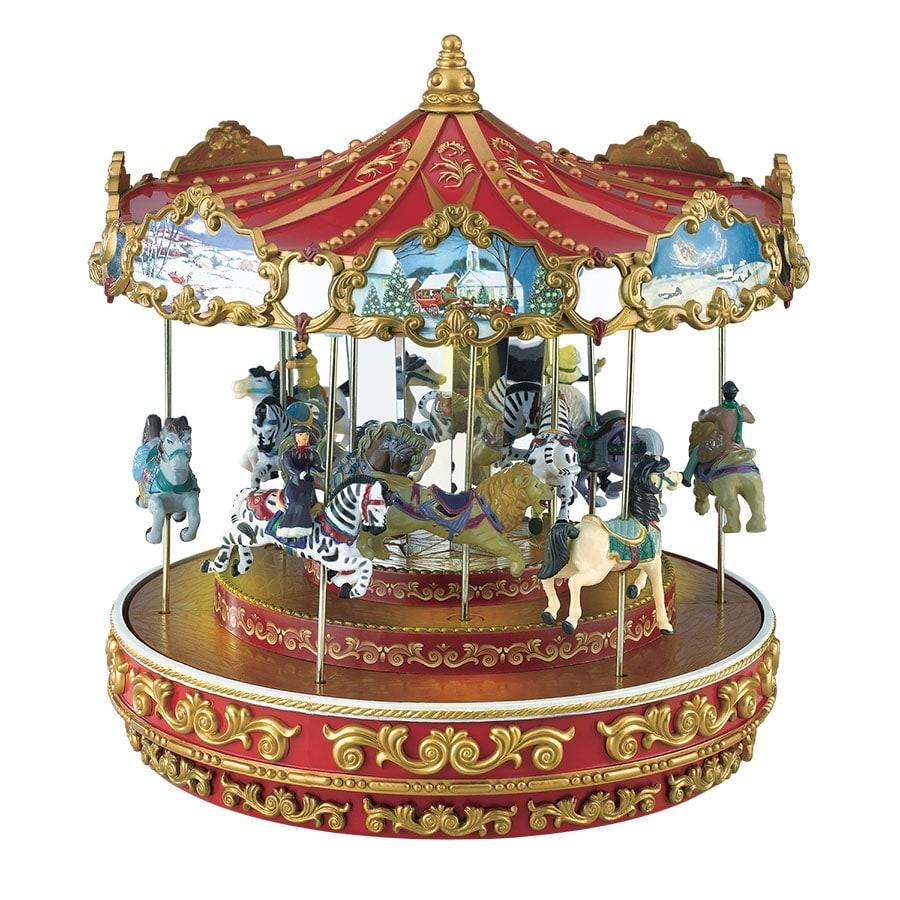 Mr. Christmas Triple Decker Carousel