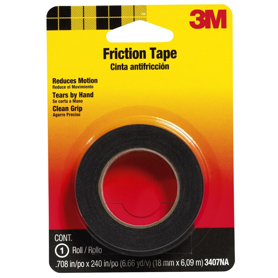 3M 3/4-in x 20-ft General-Duty Electrical Tape