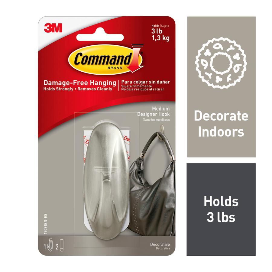 Command Adhesive Hook