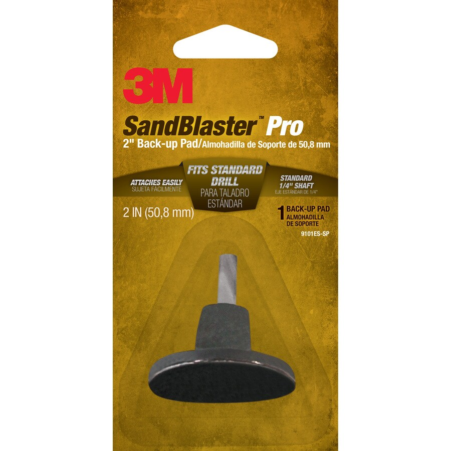 3M SandBlaster Pro Drill Mounted Sanding Disc Holder