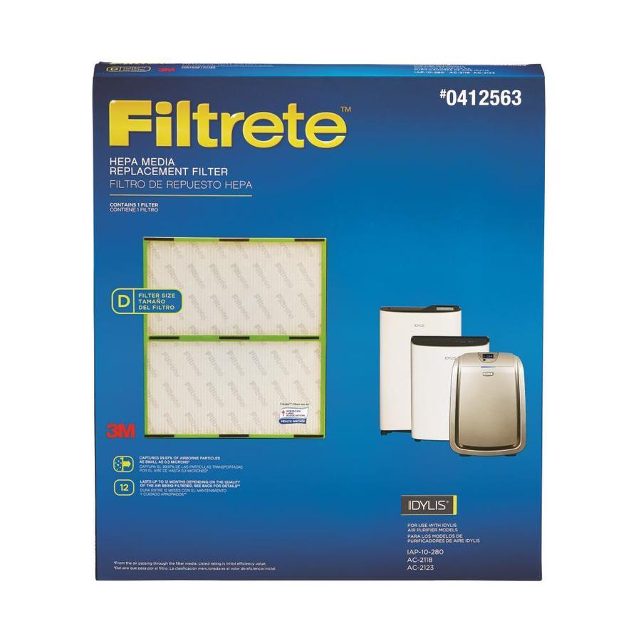 Filtrete HEPA Air Purifier Filter