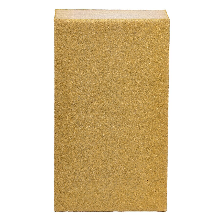 3M 2.5-in x 4.5-in 220-Grit Commercial Sanding Sponge