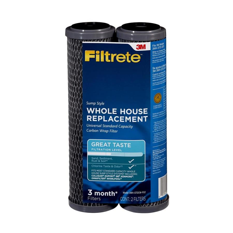 Filtrete 2-Pack Whole House Replacement Filter