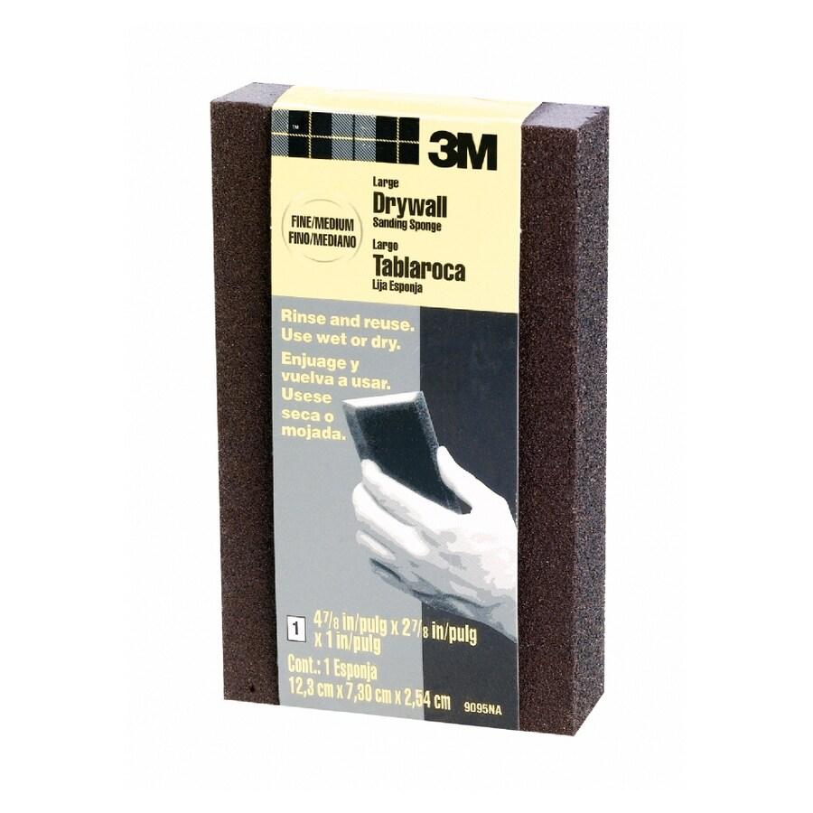 3M 2.87-in x 4.87-in 150-Grit Commercial Sanding Sponge