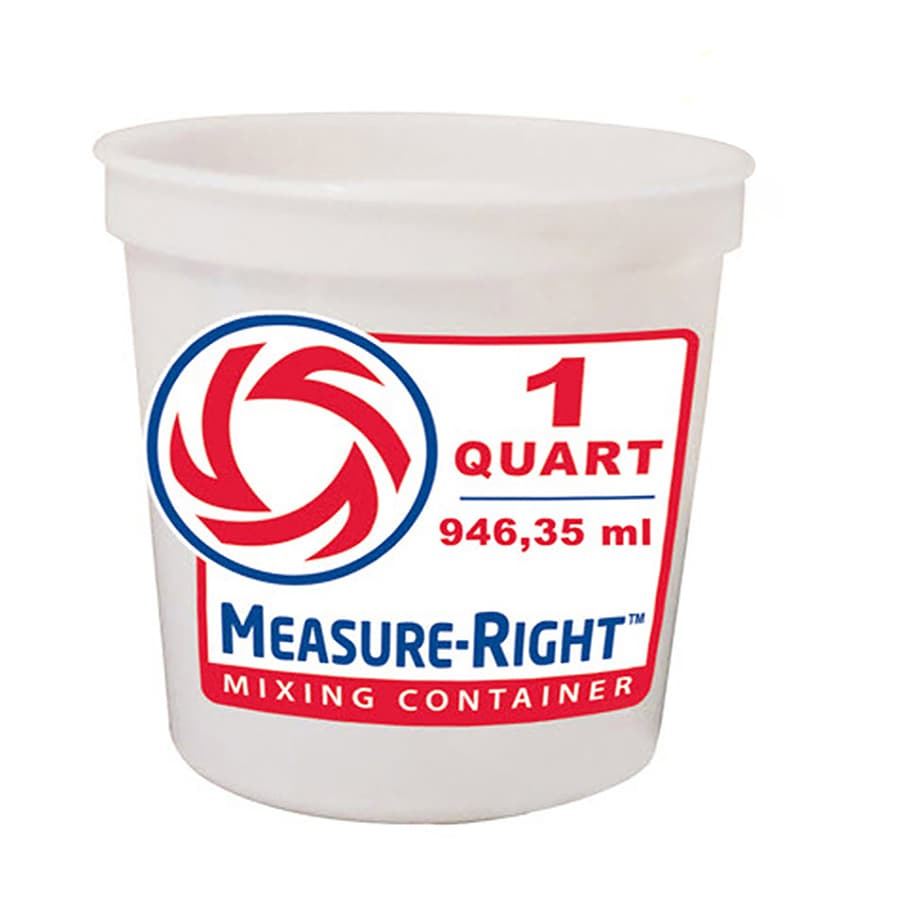 United Solutions 1-Quart Residential Paint Bucket