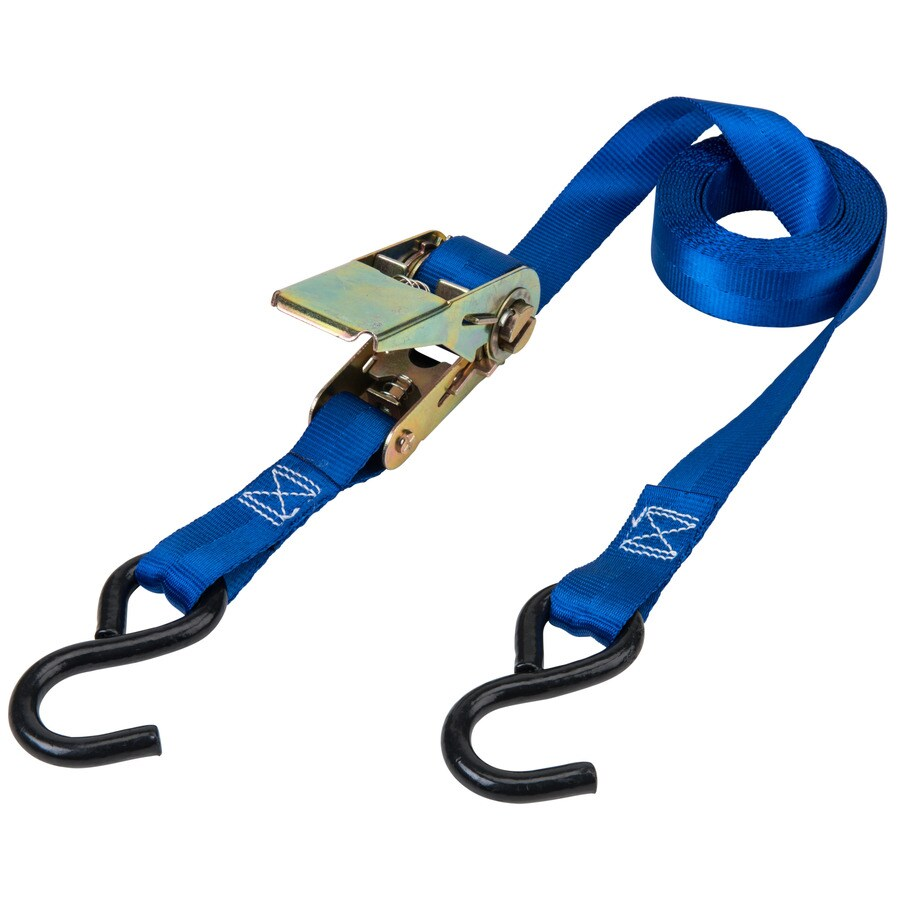 Secure Tite 1-in x 14-ft Ratcheting Tie Down