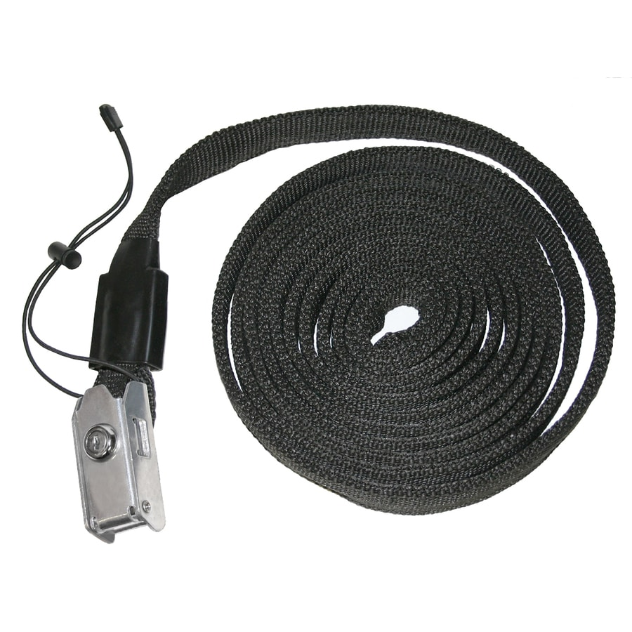 Secure Tite 1-1/8-in x 16-ft Cam Buckle Tie Down