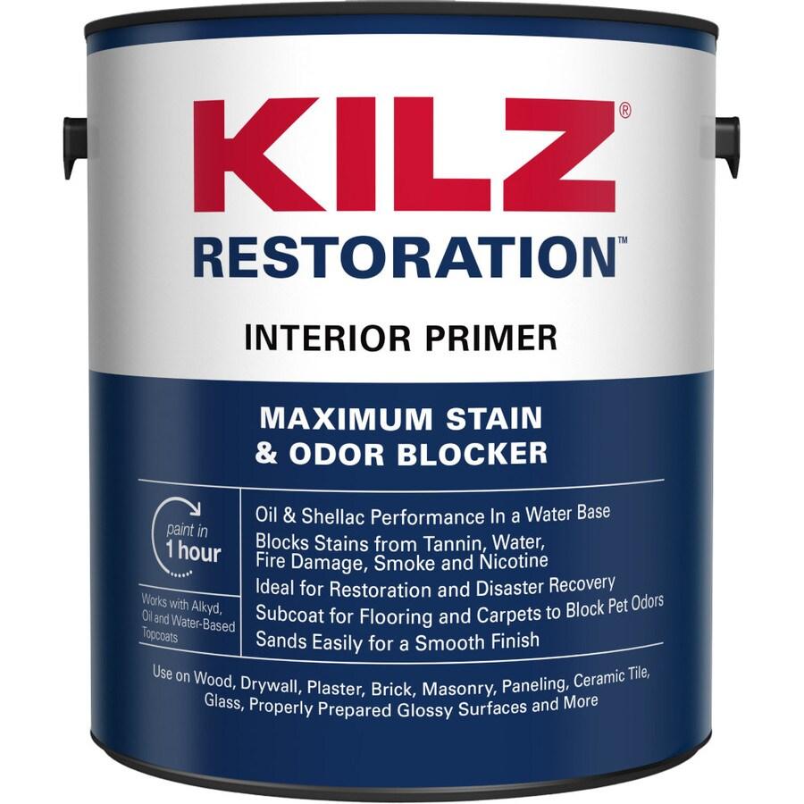 KILZ Kilz Max Interior Latex Primer (Actual Net Contents: 128-fl oz)