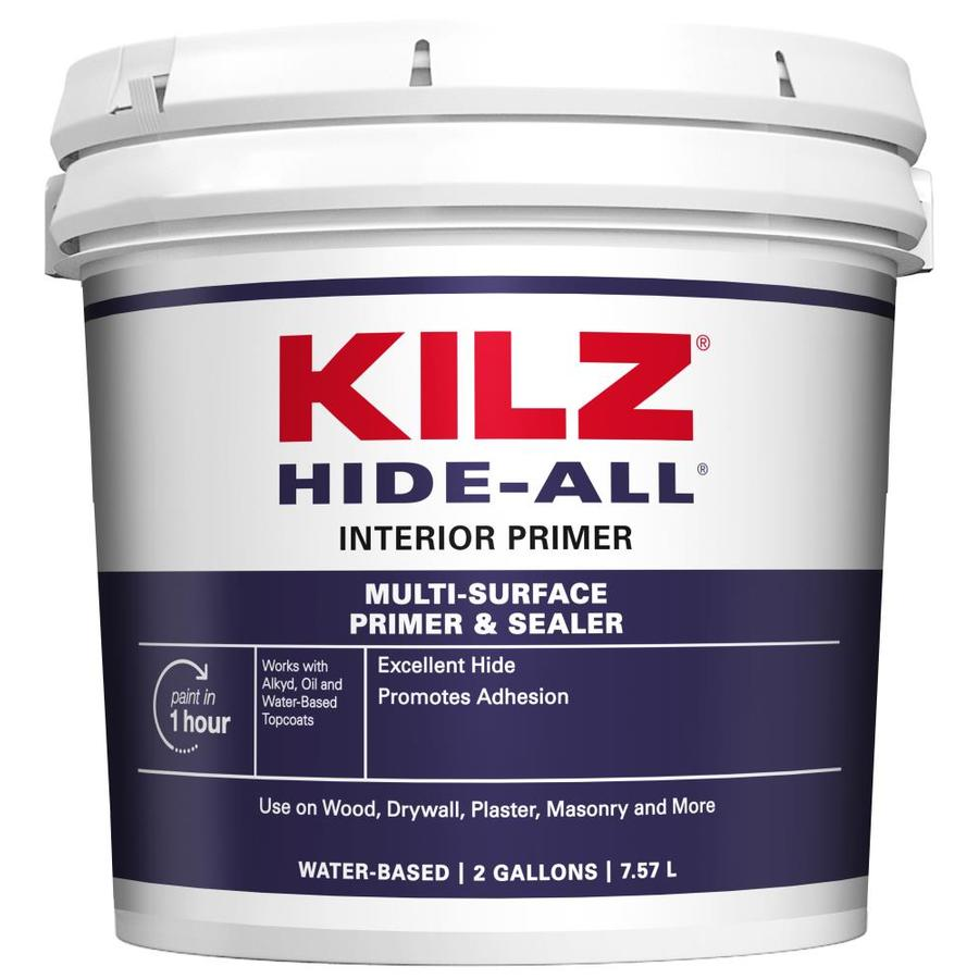 KILZ Kilz Hide-All Interior Latex Primer (Actual Net Contents: 256-fl oz)
