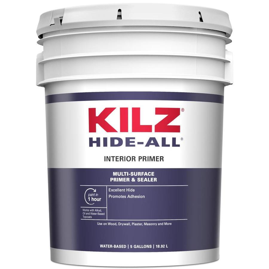 KILZ Kilz Hide-All Interior Latex Primer (Actual Net Contents: 640-fl oz)