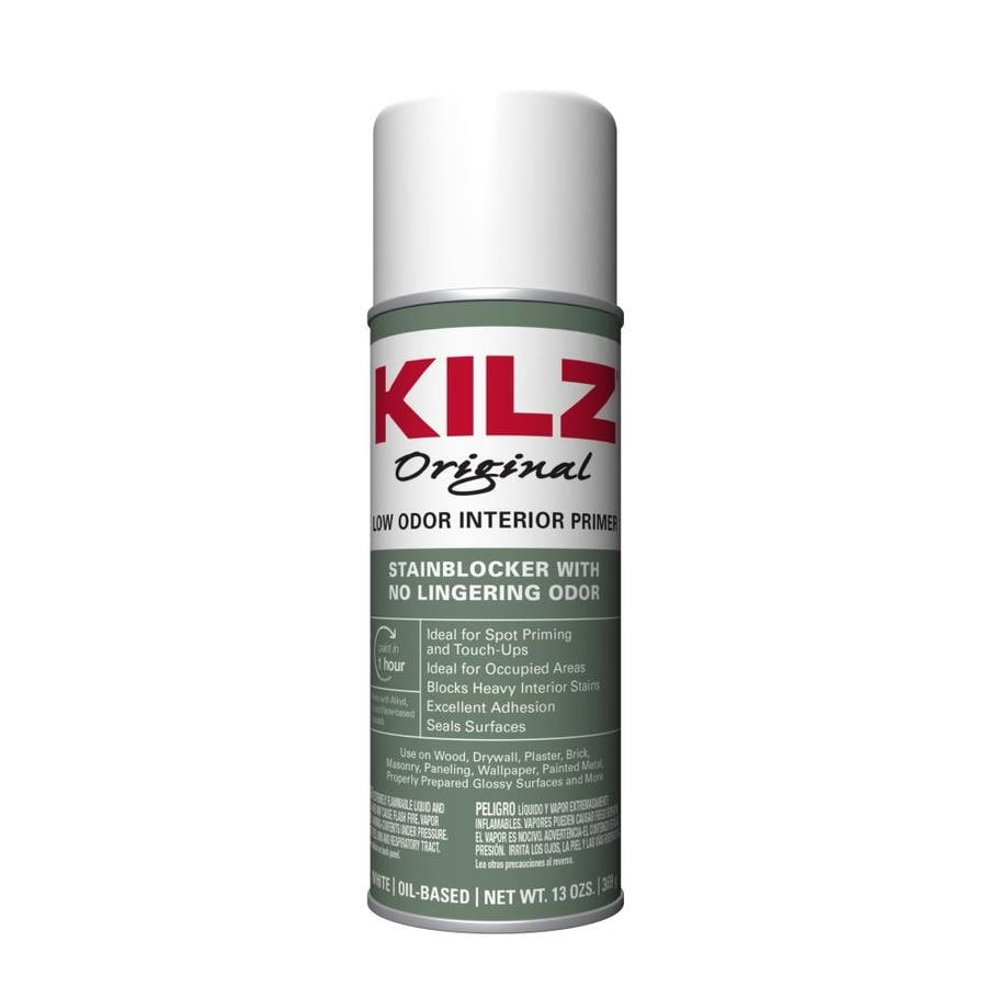 KILZ Kilz Odorless Interior Oil Primer (Actual Net Contents: 13-fl oz)