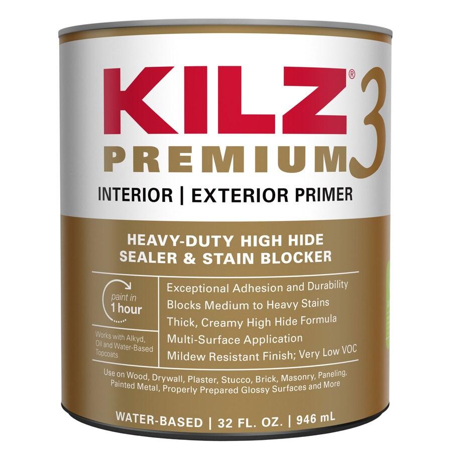 KILZ Kilz Premium Interior Latex Primer (Actual Net Contents: 32-fl oz)