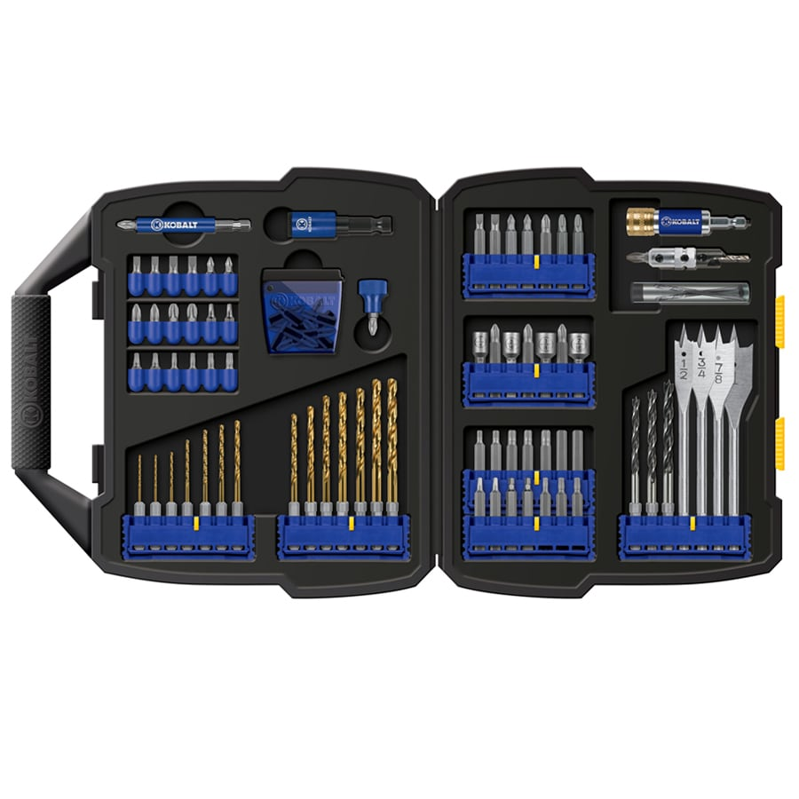 Kobalt 91 Pc Hex Shank Drill and Drive Set