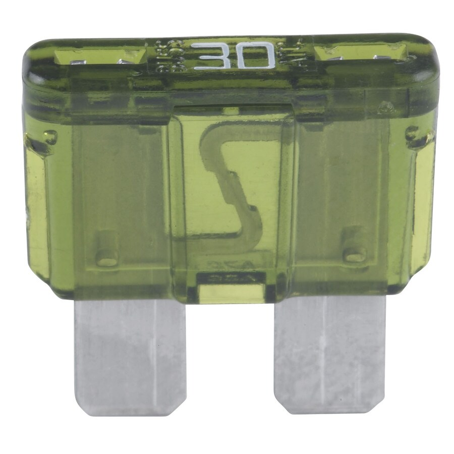 Cooper Bussmann 5-Pack 30-Amp Fast Acting Auto Fuse