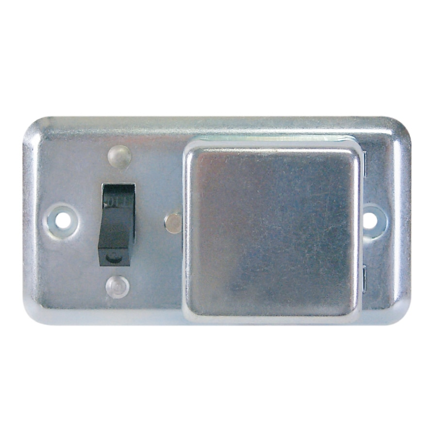 Cooper Bussmann 15-Amp Fast Acting Box Cover Unit Fuse