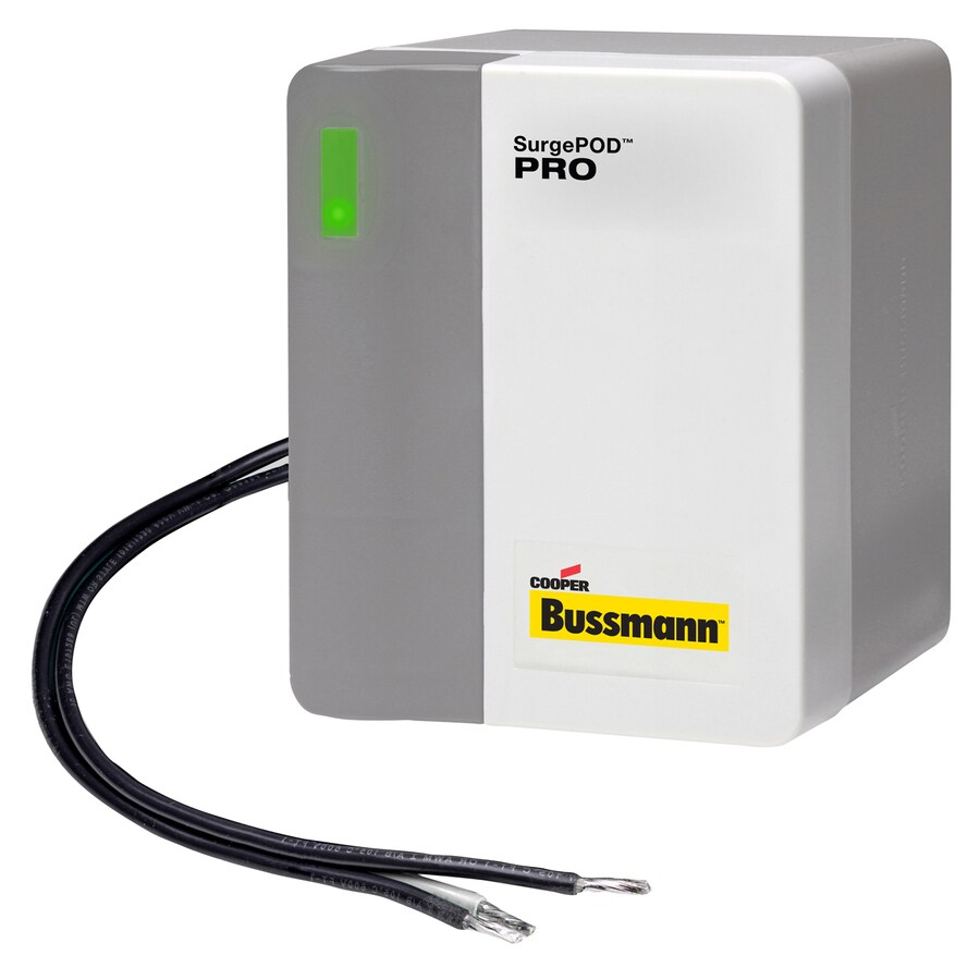 Cooper Bussmann Commercial/Residential Indoor/Outdoor Whole House Surge Protector