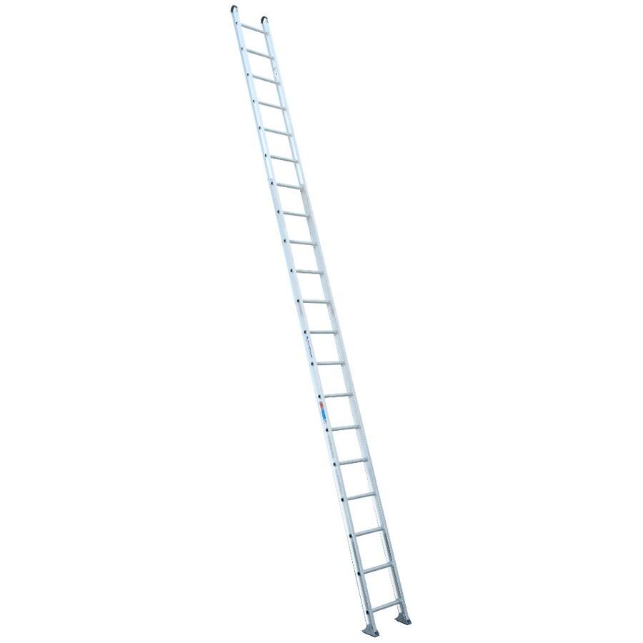Werner 20-ft Aluminum 300-lb Type IA Straight Ladder