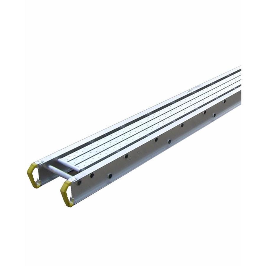 Werner 16-ft x 5-1/16-in x 14-1/16-in Aluminum Work Platform