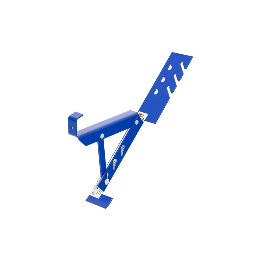 Shop Werner Adjustable Roof Bracket At Lowes Com
