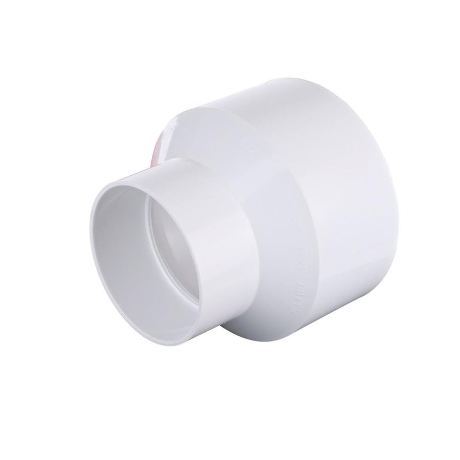 6-in x 4-in Dia PVC Coupling Fitting