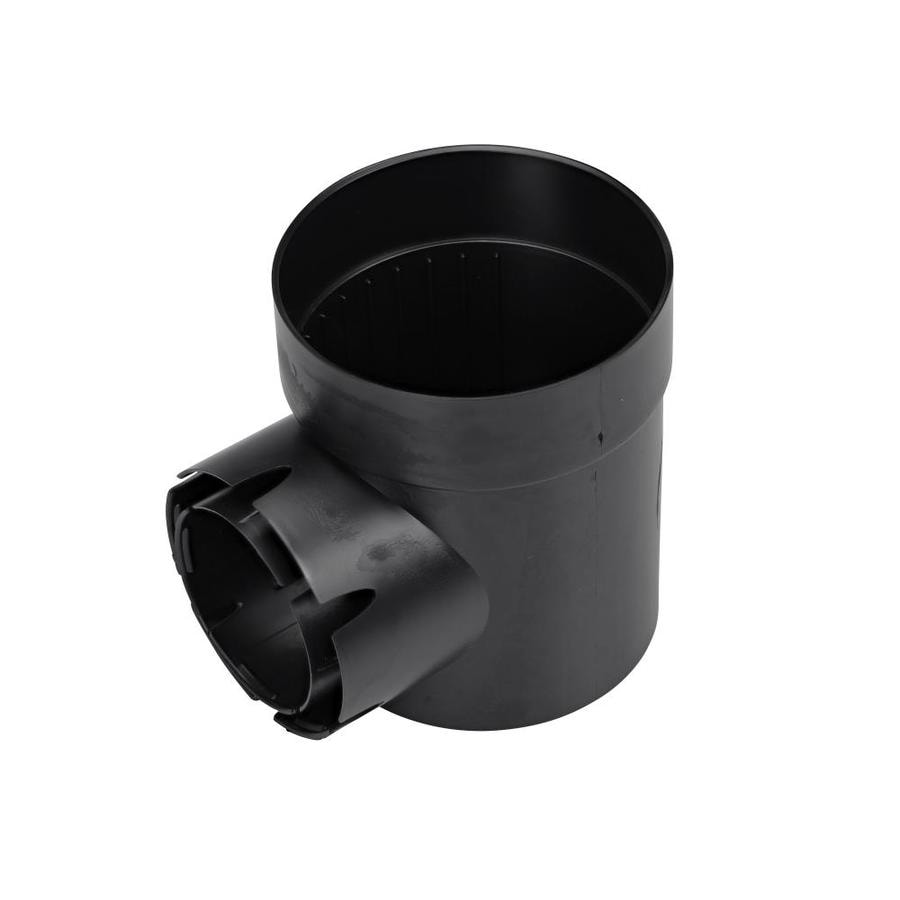 NDS 6-in Dia Round Single Outlet Catch Basin