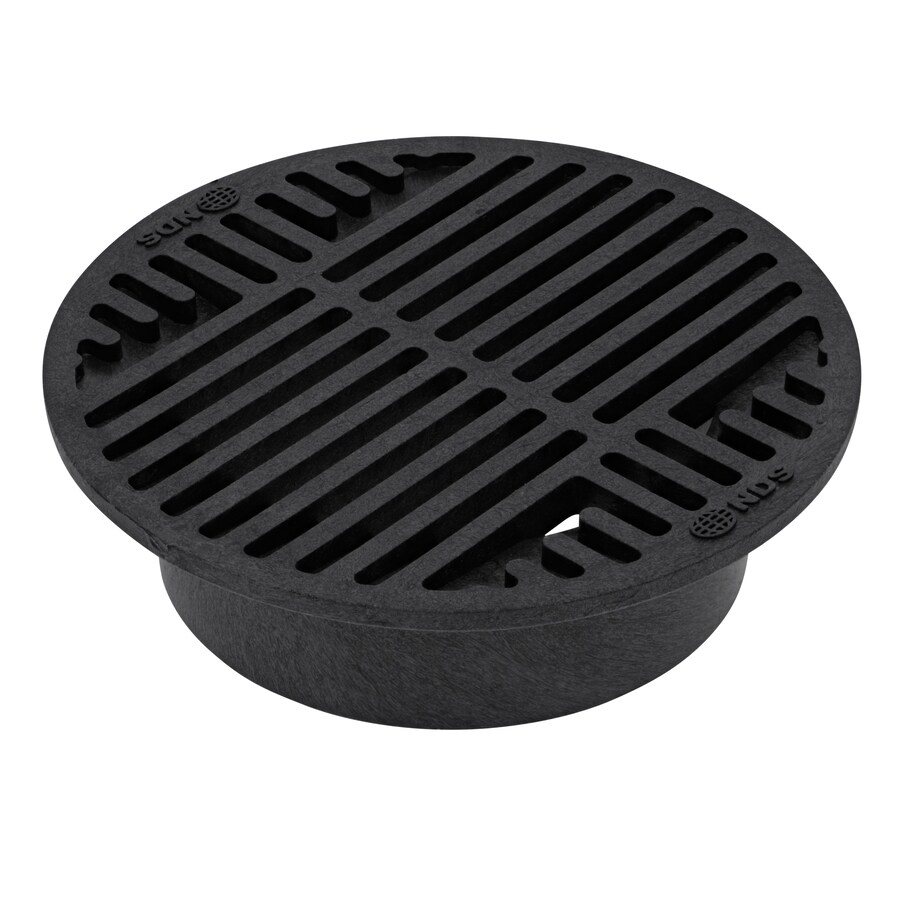 Metal outdoor drain covers modern patio outdoor for Outdoor ground drains