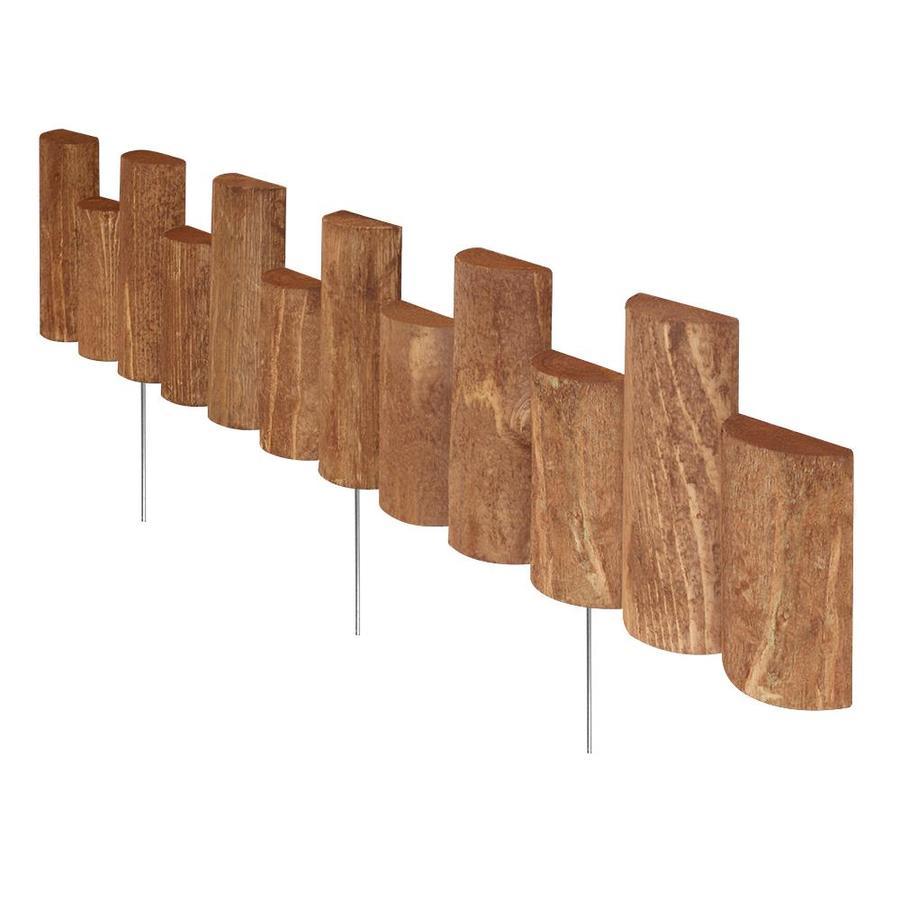 Greenes Cedar Stain Landscape Edging Section