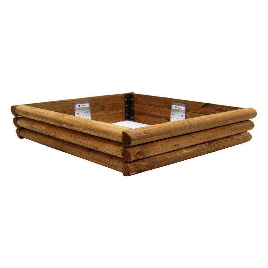 "Greenes 4' x 6' x 9"" Cedar Raised Garden Kit"