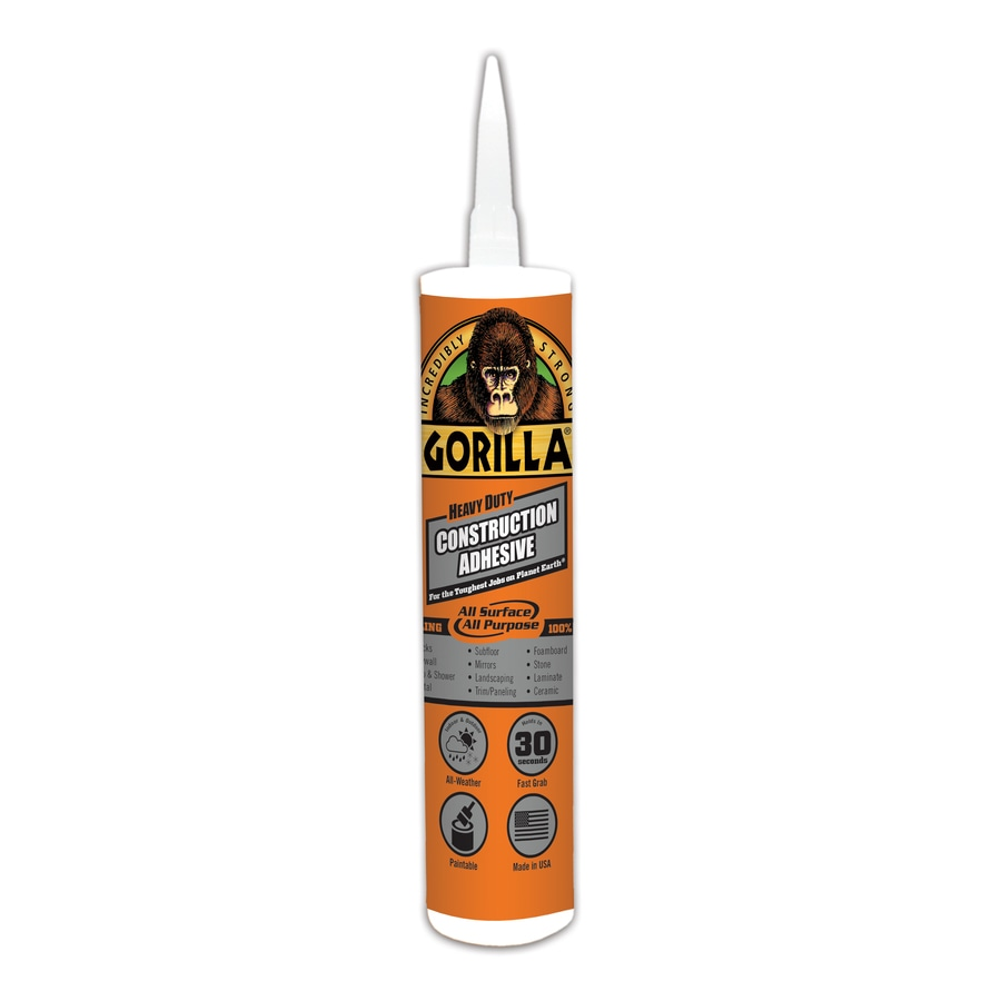GORILLA Construction Adhesive