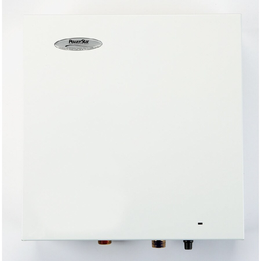 PowerStar 240-Volt 10 Years on Heat Exchanger, 1 Year on Parts Tankless Electric Water Heater