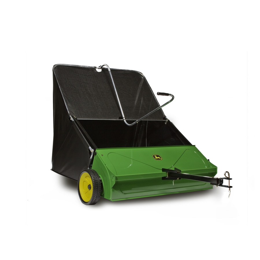 John Deere 44-in Lawn Sweeper